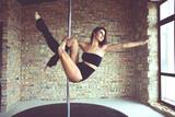 Fototapety Pole dancer