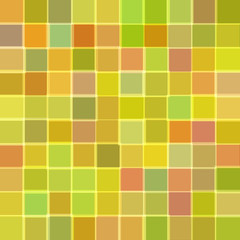 Yellow abstract background. Raster