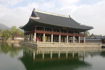 한국의 전통건축-경회루Gyeonghoeru