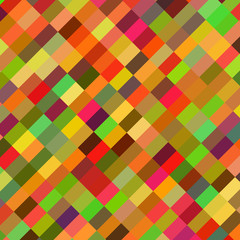 Background with red rectangles at an angle. Raster.
