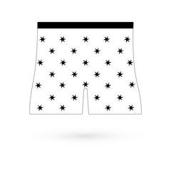 Icon shorts. Raster