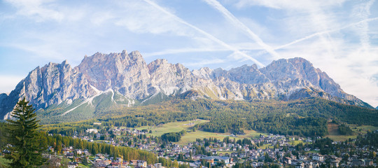 Cortina - Panorama VIew