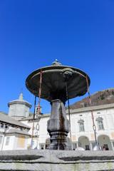 Fontana di Oropa - Biella