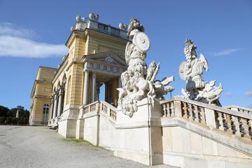 Gloriette in Vienna