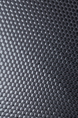 Comb of 3d metal net background