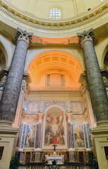 Santuario di Oropa - Interno - A.D. 1.200 D.C.
