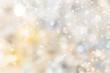 Leinwanddruck Bild - Abstract Christmas background