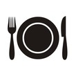 Restaurant menu icon - 72139086