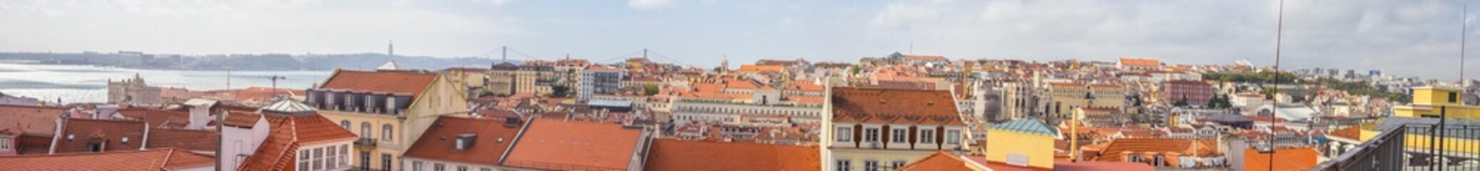 Miradouro de Santa Catarina Lisboa Panorâmico (Lissabon)