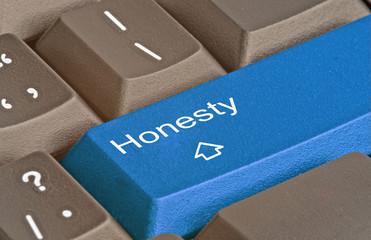 Key for honesty
