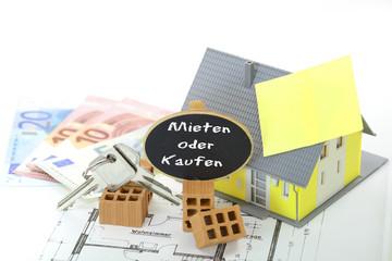 Vermietung Immobilie Mieten oder Kaufen