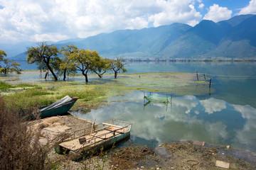 Ohrensee zwischen Xiaguan und Dali