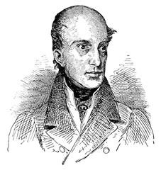 Portrait of a Archduke John of Austria.