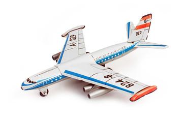 Plane - Tin toy