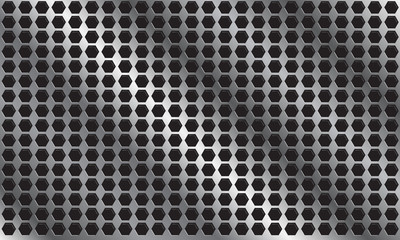 abstract metal background - vector