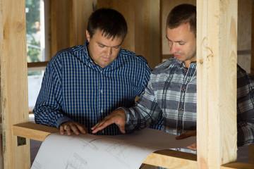 Interior Designers Talk About Blueprint Design