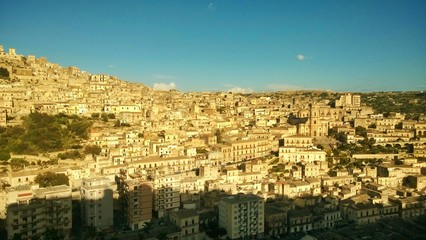 Modica, hold town