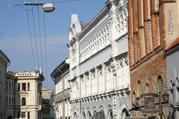 The Old Town Vilnius