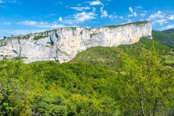 Gorges d'Omblèze dans le Vercors