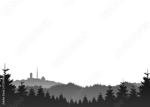 Brocken Harz - 72154868