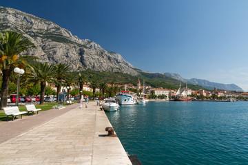 Baie de Makarska