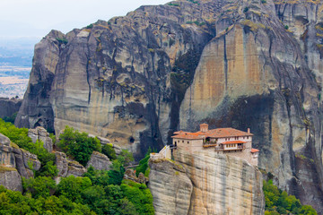 Holy Monastery at Meteora