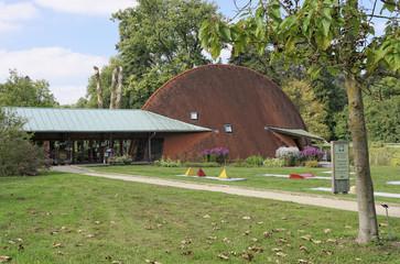 Arboretum des Barres 1