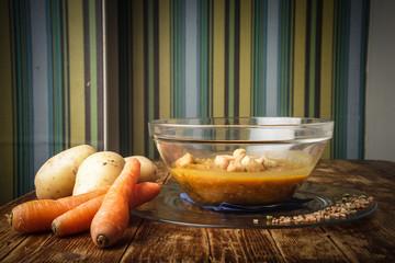 A dlicious soup