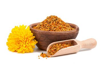 Honey pollen isolated