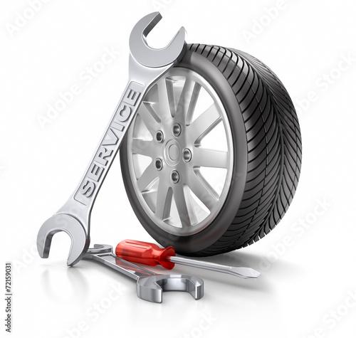 Reifen-Service 4 - 72159031