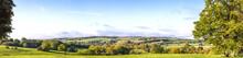 "Постер, картина, фотообои ""Panoramic Cotswold View, Gloucestershire, England"""