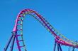 parc  d'attraction -le grand huit - 72163880
