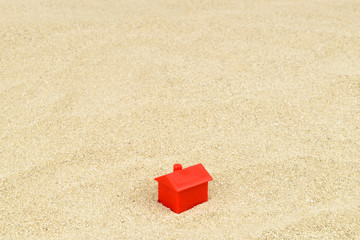 House On Sand