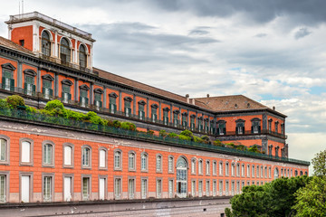 The Royal Palace of Naples