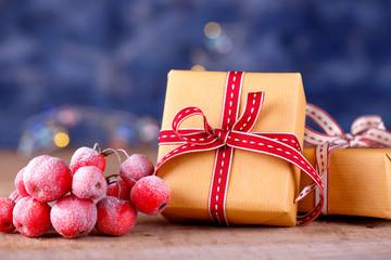 Weihnachtsgeschenke - Weihnachten - Heiligabend
