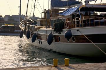Hafen Kos, Griechenland