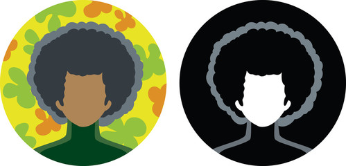 Afro-icon