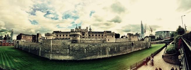 Medieval Castle in London