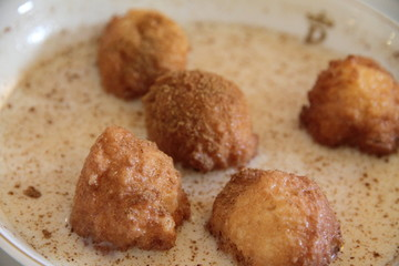 Repapalos buns from Extremadura Spain