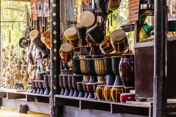 Drums in Thailand
