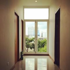 decision to open exit door