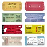 Ticket Template Designs
