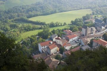 Ville de l'Aveyron