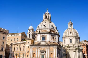 Italia, Roma, Chiesa di Santa Maria di Loreto