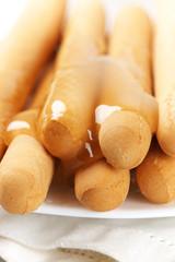 Honey breadsticks