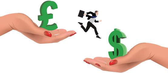salto della valuta