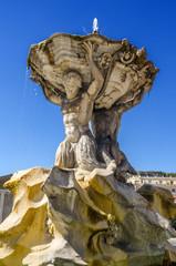 Roma, Fontana dei Tritoni