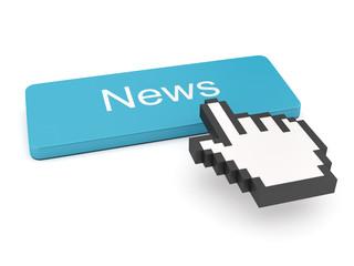 News Buttond and Cursor