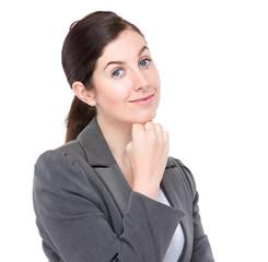 Business woman poartrait
