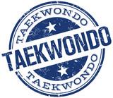 taekwondo stamp